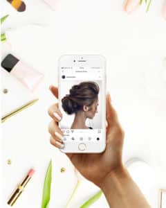 Hair & Beauty Salon Instagram Marketing Ideas