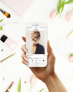 Hair & Beauty Salon Instagram Bio Ideas