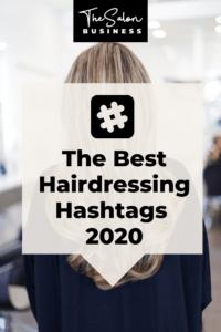 Best hairdressing hashtags