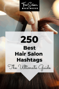 Best hair salon hashtags
