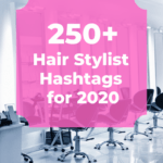Best hair stylist hashtags