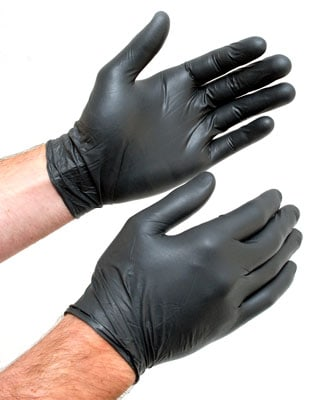 Reusable salon gloves