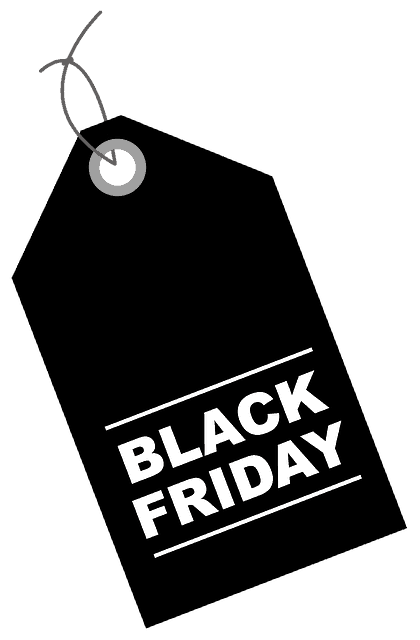 Salon Black Friday promotion