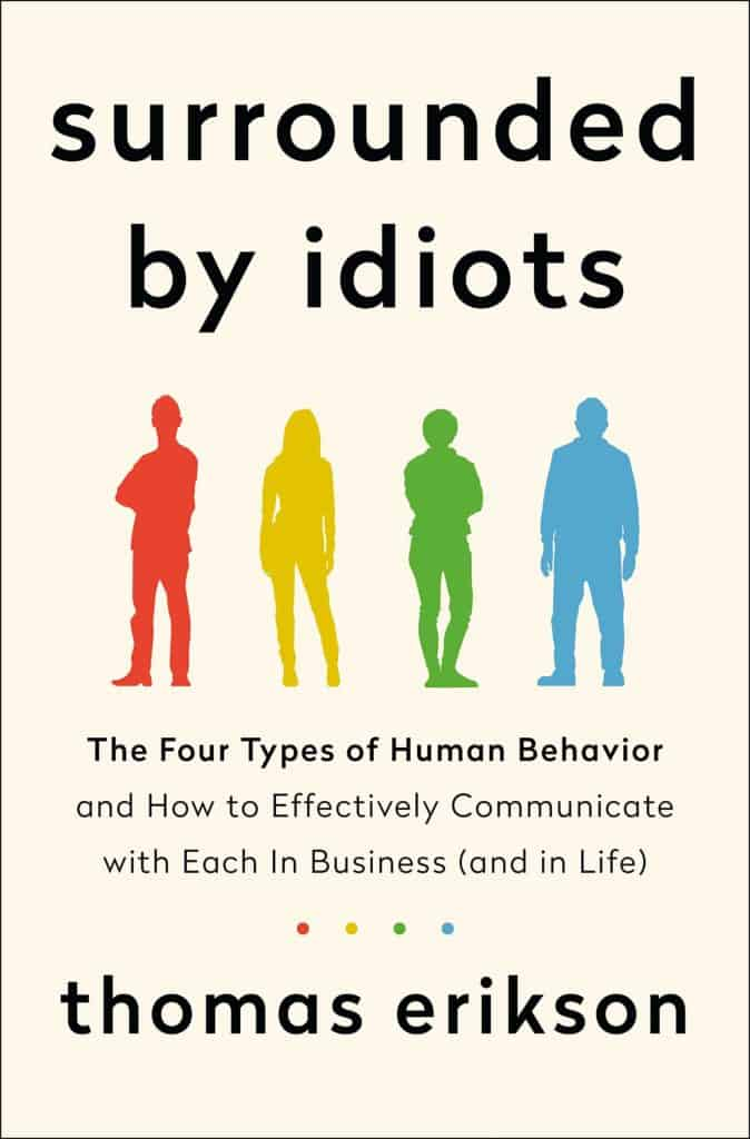 Surrounded by idiots - Learn the different personalities in your salon