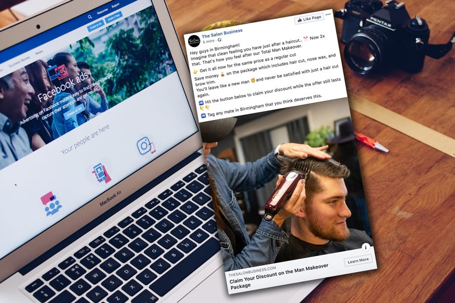 Facebook Ads for Salons & Spas: Beginners Guide