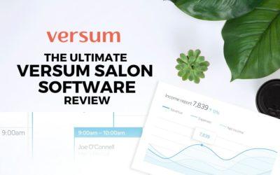 The Ultimate Versum Salon Software Review [Get Discount]