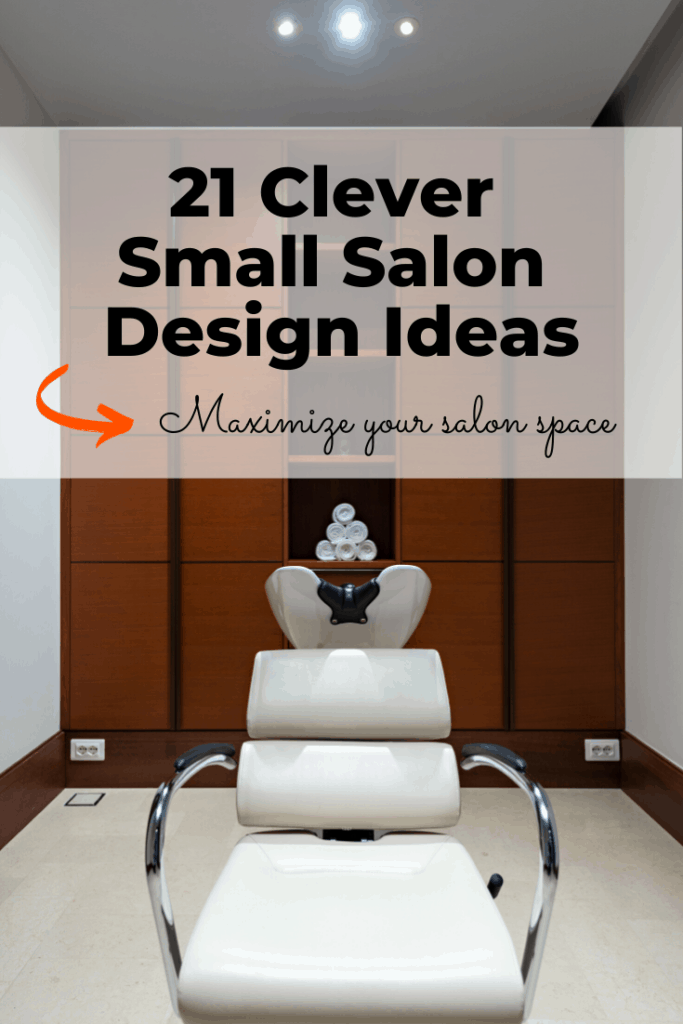 Small salon design ideas and decor to maximise your space
