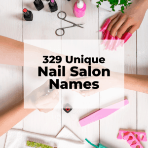 Nail Salon Names