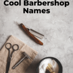 barbershop names
