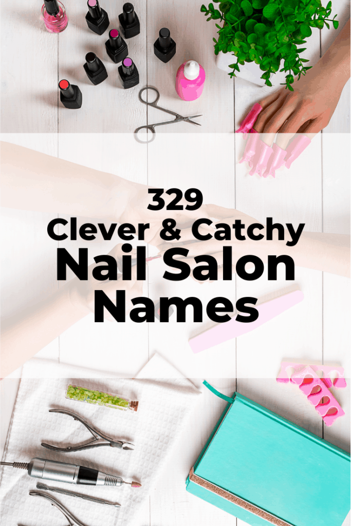 Catchy Nail Salon Names