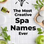 Creative Spa Names