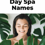 Day spa names