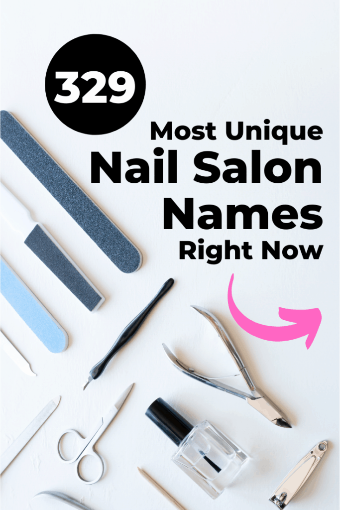 Unique Nail Salon Names
