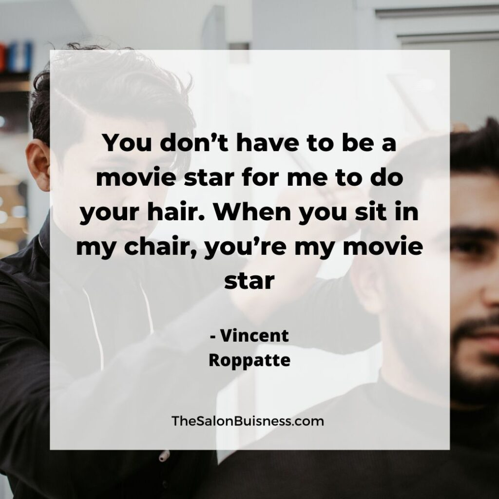 Famous quote by Vincent Roppatte