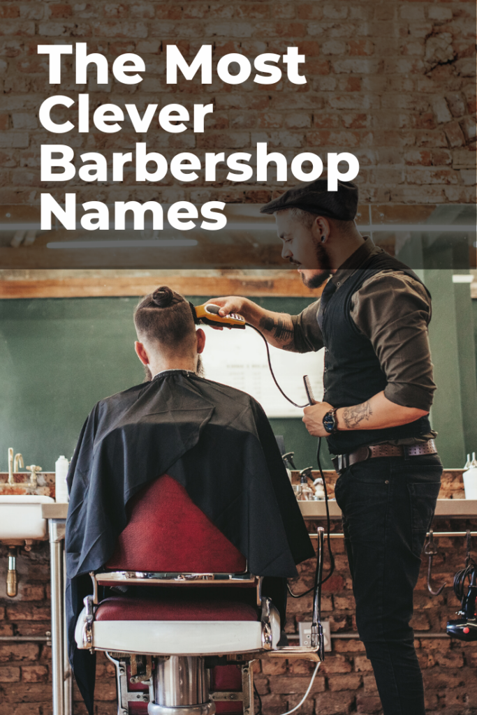 Clever barbershop names