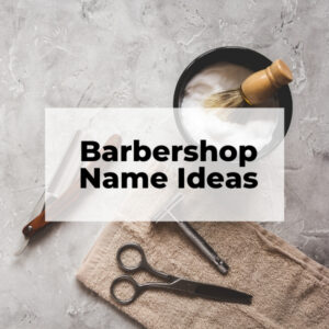Cool Barbershop Name Ideas
