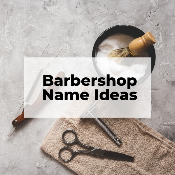 267 Unique Cool Barbershop Names Barber Nicknames 2020