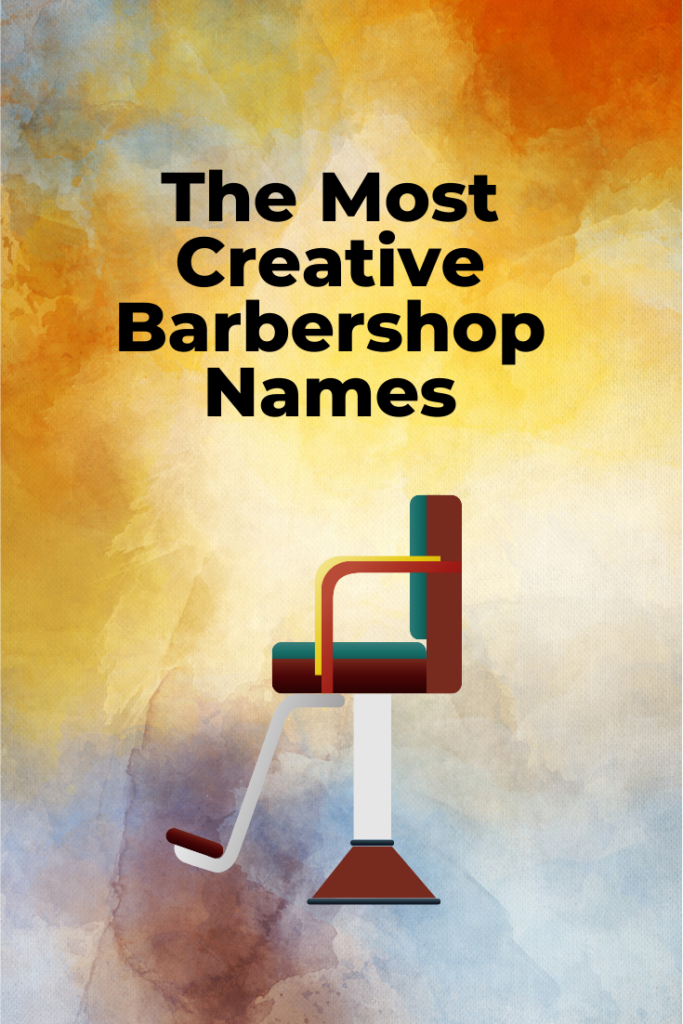 Creative Barbershop Names