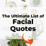 Facial quotes