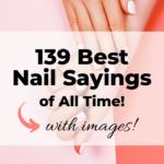 Nail sayings