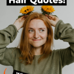 Funny hair quotes