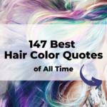 Hair color quotes and sayings