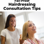 Hairdressing Consultation Ideas