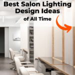 Salon lighting design ideas