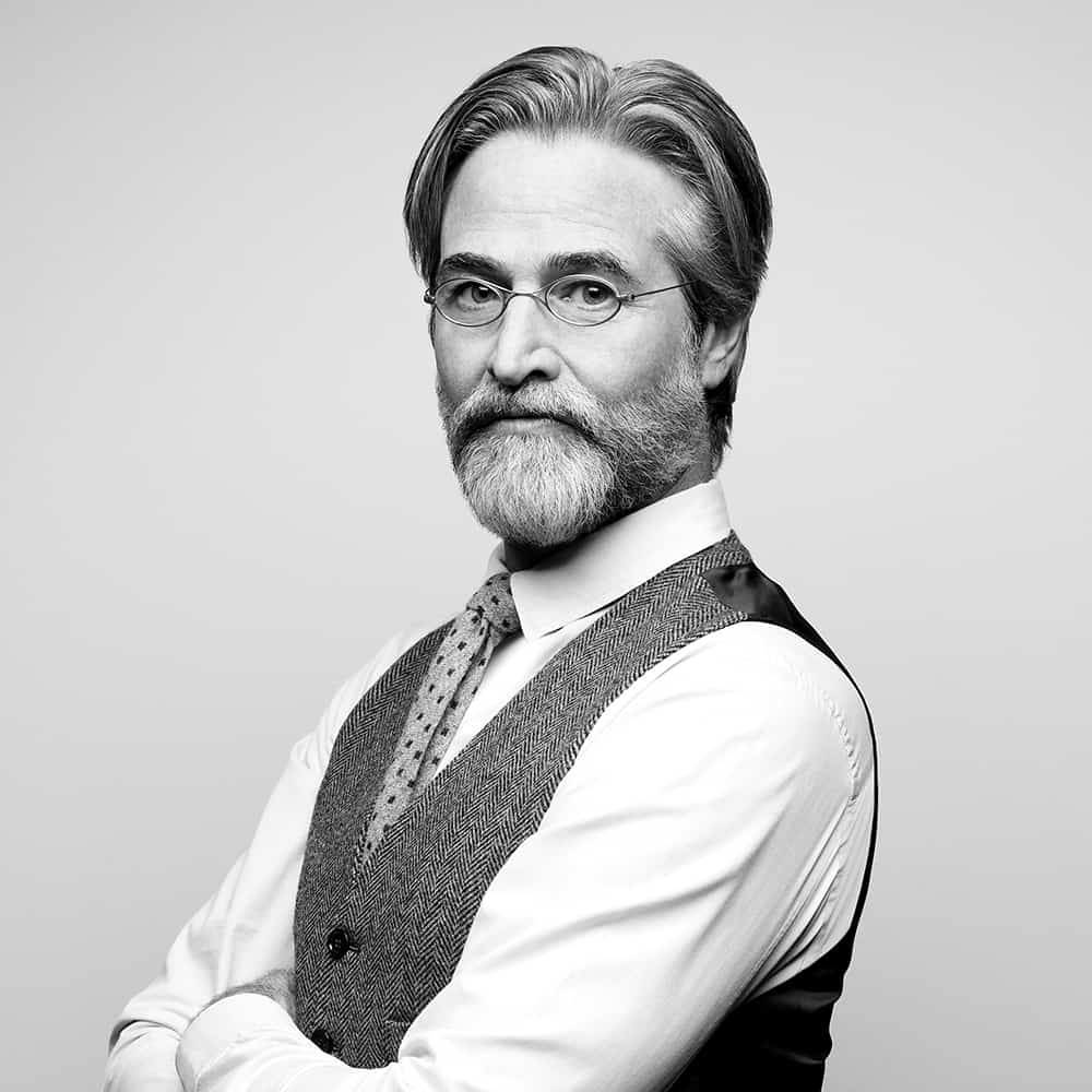 famous hair designer david raccuglia