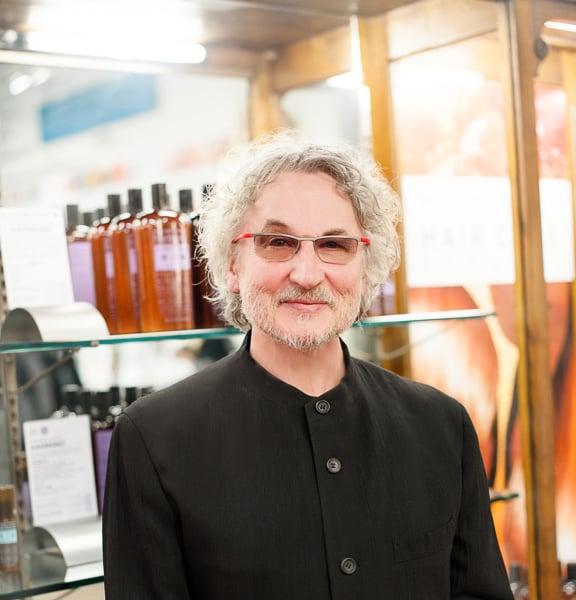 famous hair designer horst rechelbacher