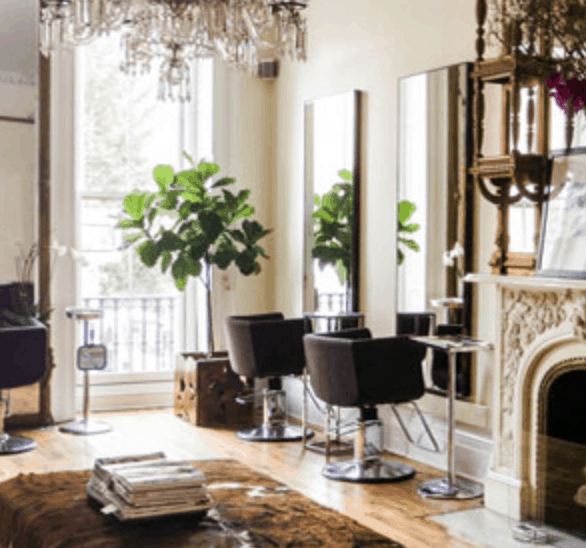 famous hair salon serge normant at john frieda