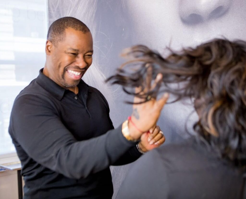 celebrity male stylist ted gibson