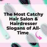catchy hair salon and hairdresser slogans