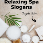 catchy and relaxing spa slogans