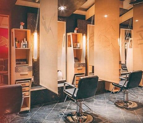 famous hair salon shin