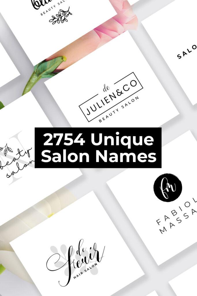 Beauty Salon Names