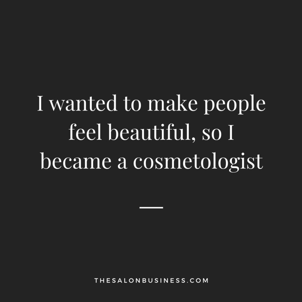 cosmetology quotes