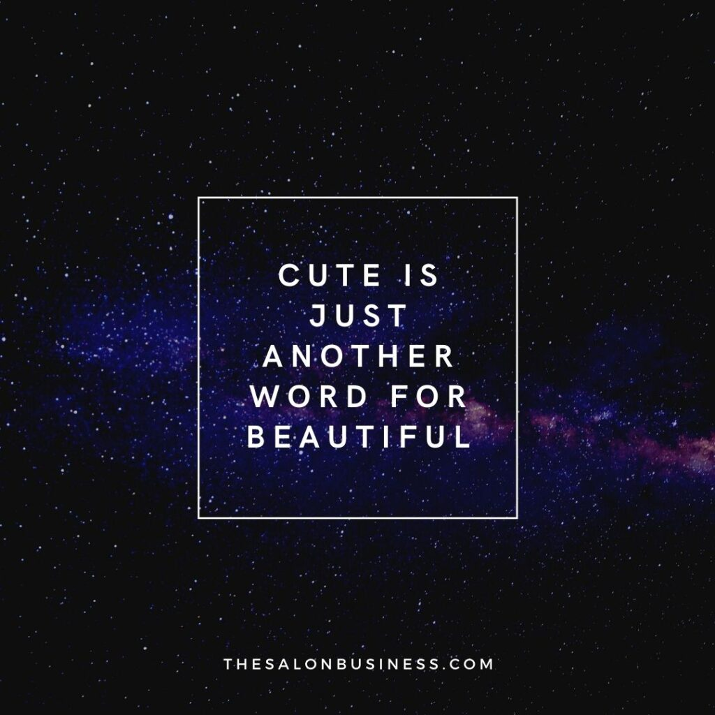 cute beauty quotes