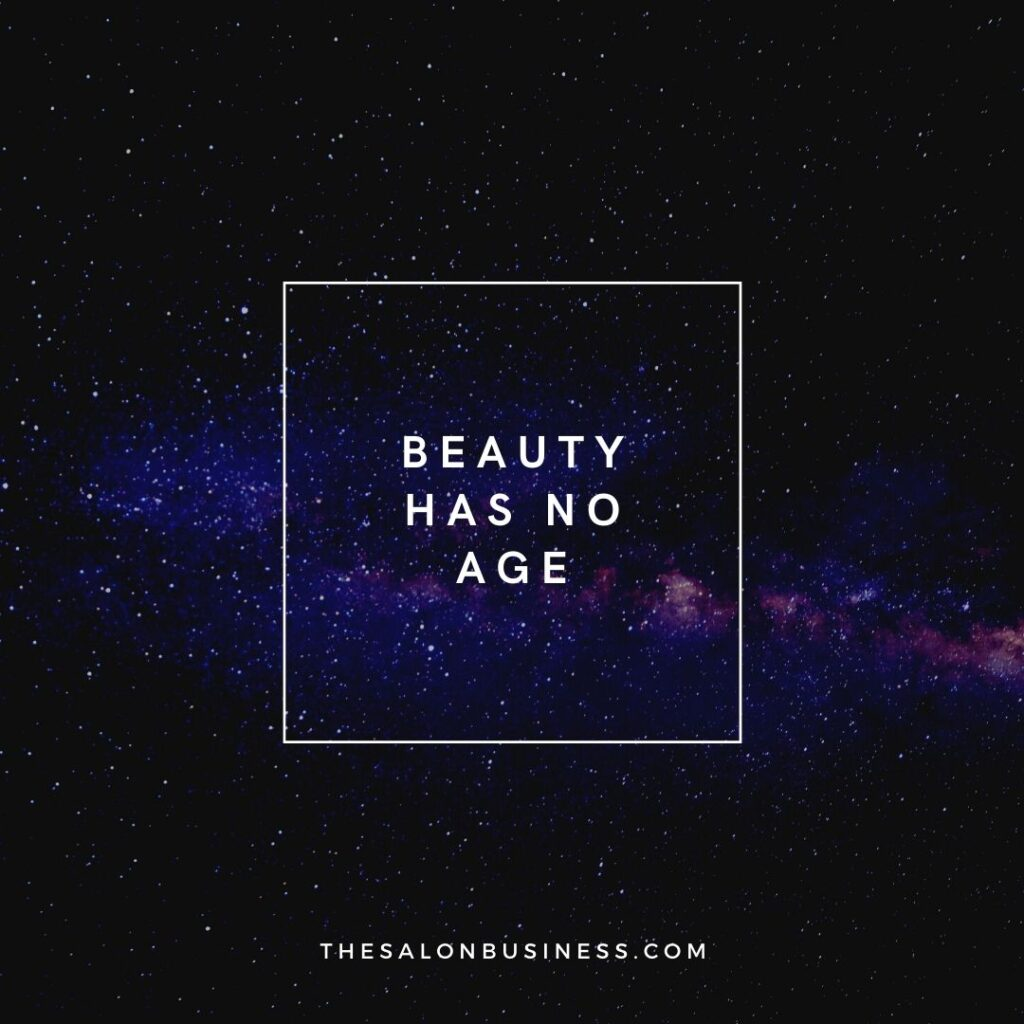 age and beauty quotes