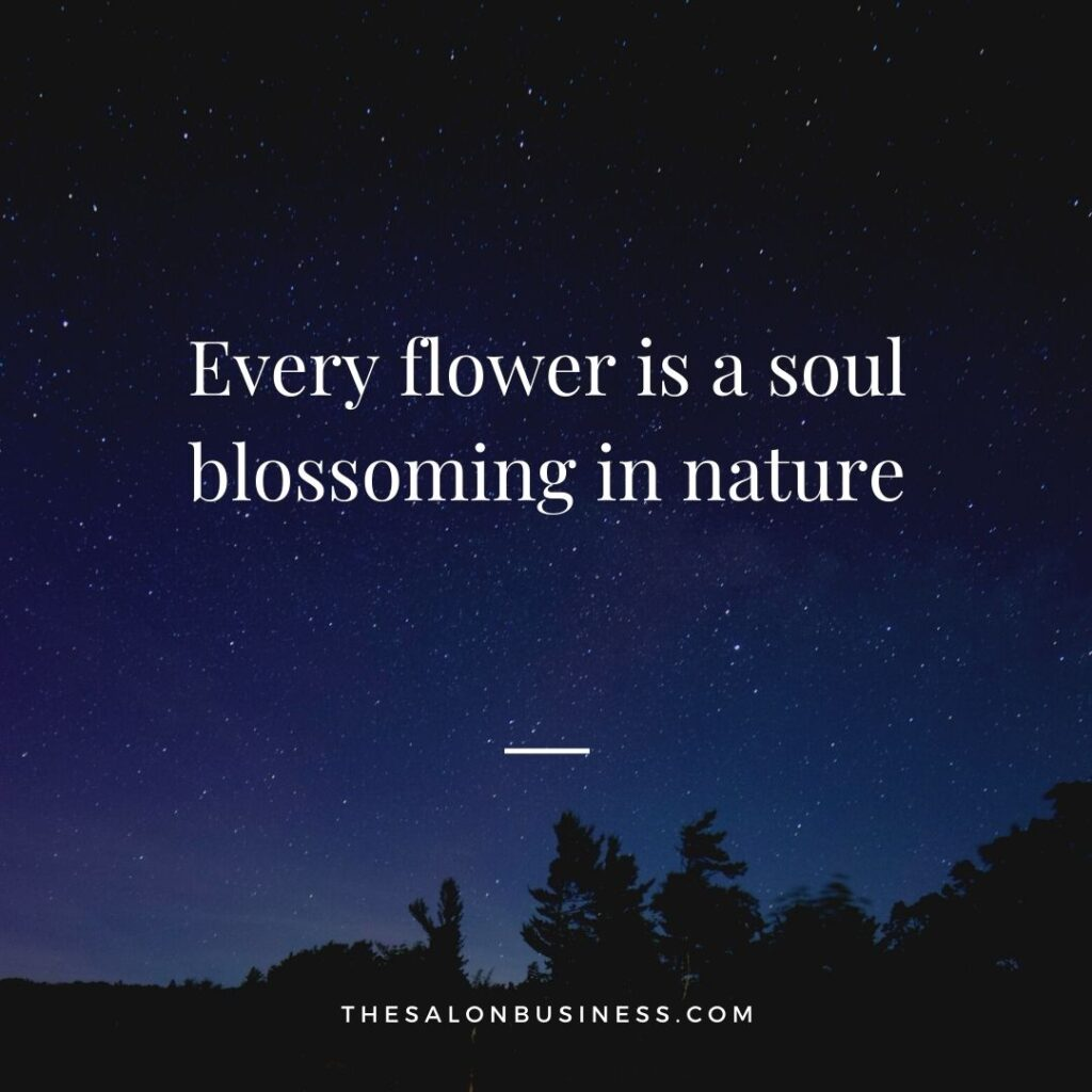 nature beauty quotes