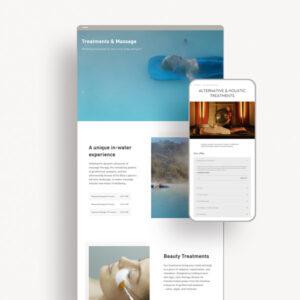 Best Spa Websites Design