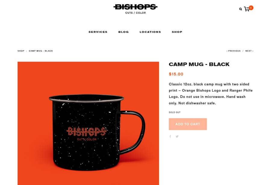 Website: Bishops Barbershop