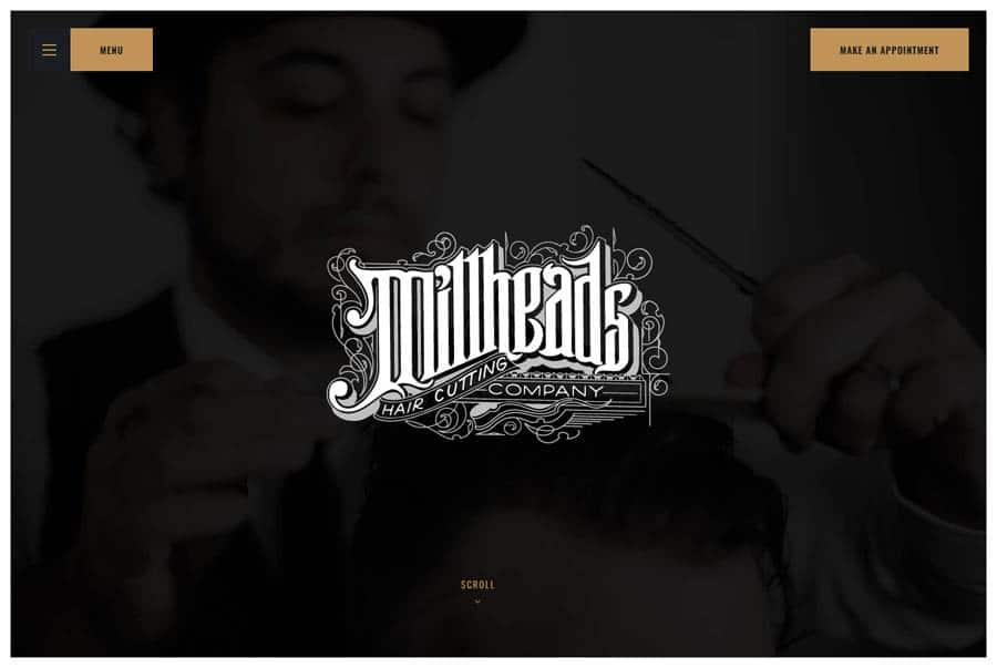 Website: Millheads Barbershop