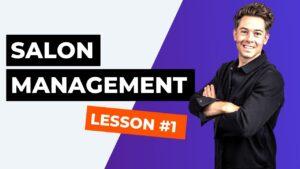 Salon Management Building Team Culture