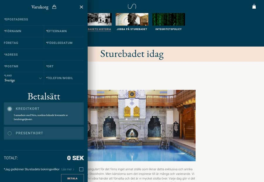 webdesign Sturebadet