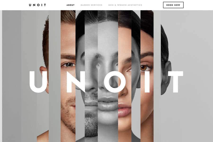 Website: UNOIT  Barbershop