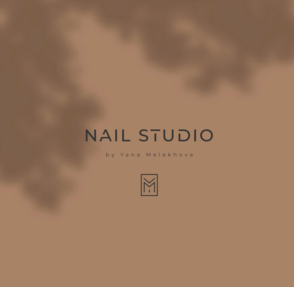 nail studio salon branding