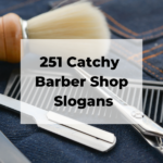 catchy barbershop slogans