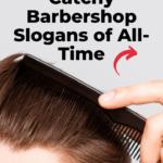 catchy barber shop slogans