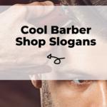 cool barber shop slogans